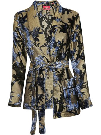 For Restless Sleepers Floral Print Blazer