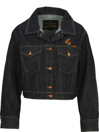 Vivienne Westwood Anglomania Anglomania Denim Jacket