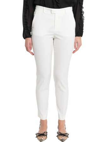 RED Valentino Gabardine Trousers