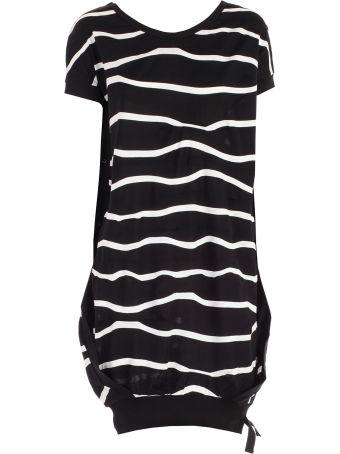 Y-3 Yohji Yamamoto Adidas Striped Dress