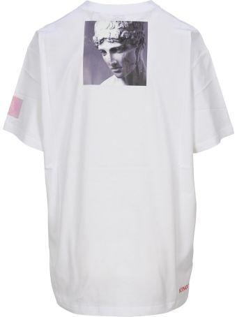 Burberry London Montage-print Oversized T-shirt