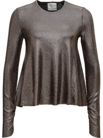 Forte_Forte Laminated Sweater