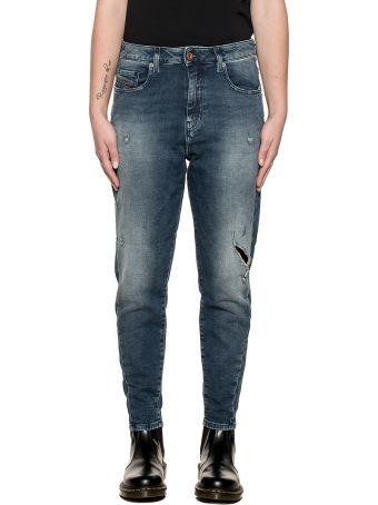 Diesel Light Blue Candys-ne Denim Jeans