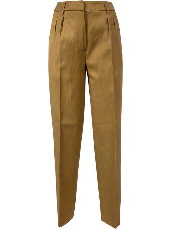 Les Coyotes De Paris Classic Waist Fit Trousers