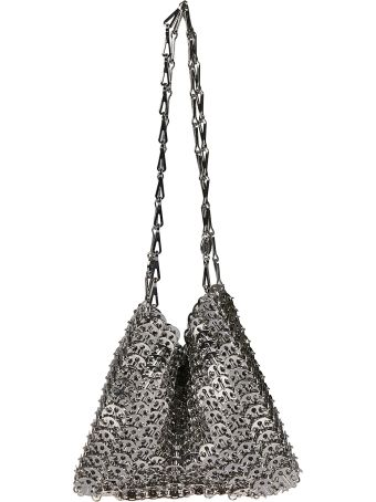 Paco Rabanne Iconic Chainmail Shoulder Bag