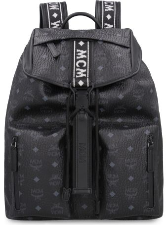 MCM Raymonde Visetos Print Backpack