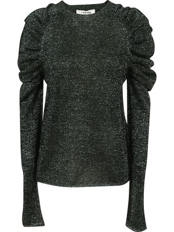 Circus Hotel Ruched Detail Sweater