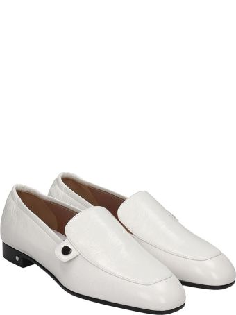 Laurence Dacade Loafers In White Leather