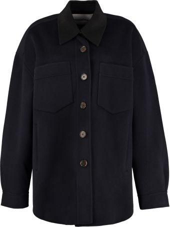 Nanushka Buttoned Jacket