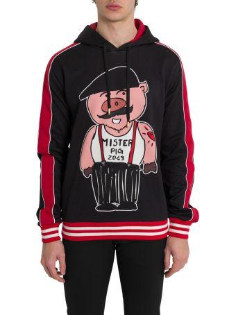 Dolce & Gabbana Siciliano Pig Hoodie