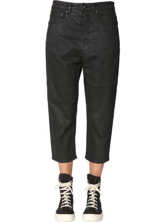 DRKSHDW Collapse Cut Jeans
