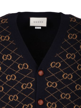 Gucci Knitted Cardigan