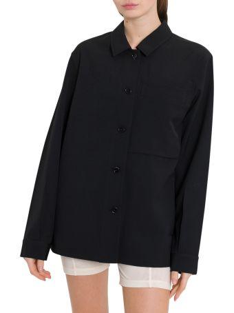 Jil Sander Gherry Button Shirt Jacket