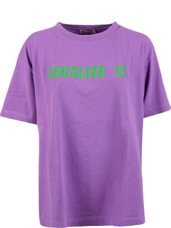 Palm Angels Legalize T-shirt