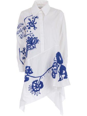 Marques'Almeida Dress Shirt Asymmetric