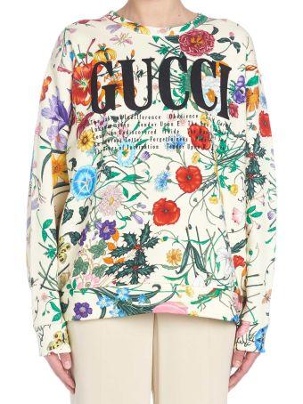 Gucci 'flora' Sweatshirt