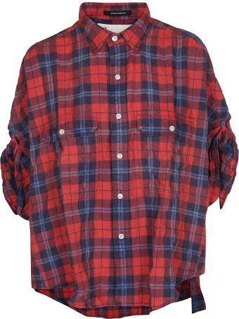 R13 Plaid Shirt