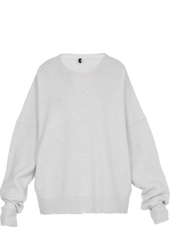 Ben Taverniti Unravel Project Wool And Cashmere Sweater