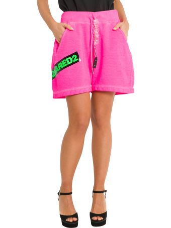 Dsquared2 Fluo Shorts