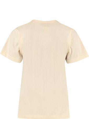 Lanvin Babar King Print Cotton T-shirt