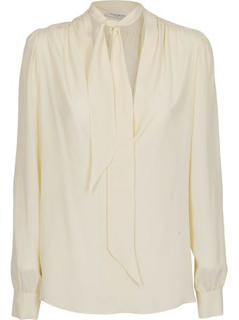 Philosophy di Lorenzo Serafini Tie Top Blouse