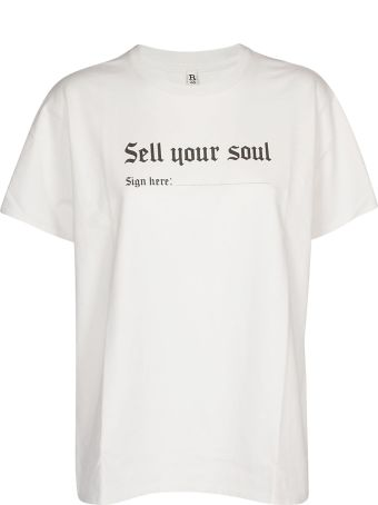 R13 Sell Your Soul T-shirt
