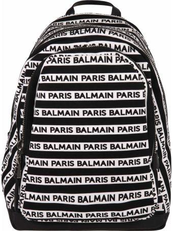 Balmain Paris Backpack