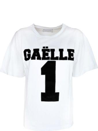 Gaelle Bonheur Embroidered T-shirt