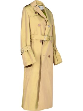 Junya Watanabe Pleated Trench Coat