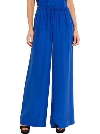 Parosh Silk Wide Pants