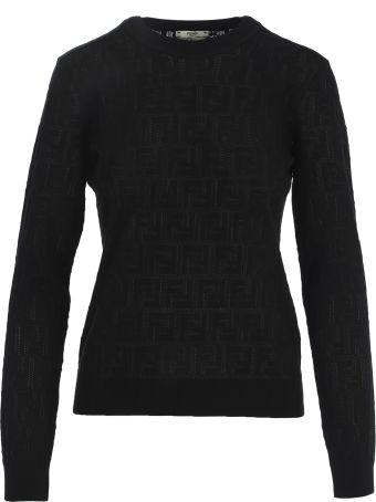 Fendi Monogram Sweater