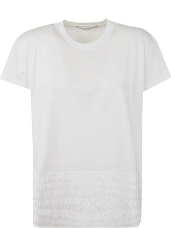 Stella McCartney Ruffled Trim T-shirt