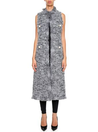 Edward Achour Paris Long Vest