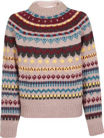 Essentiel Patterned Sweater