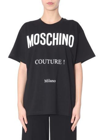 Moschino Cotton Jersey T-shirt