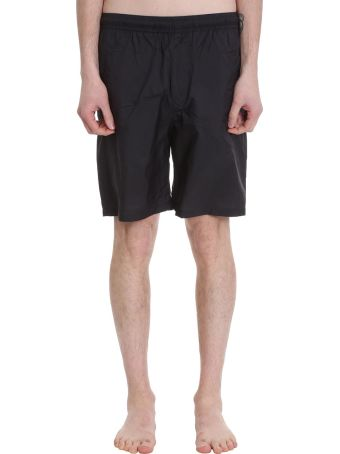 Acne Studios Black Nylon Romeo Costumes
