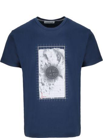 Stone Island Printed T-shirt