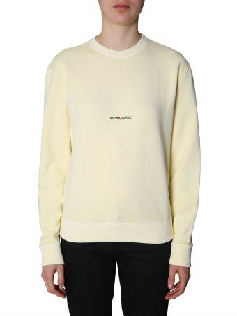 Saint Laurent Neck Sweatshirt