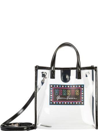 Versus Versace  Handbag Cross-body Messenger Bag Purse