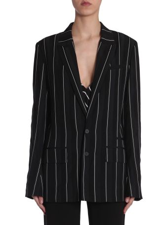 Haider Ackermann Striped Blazer