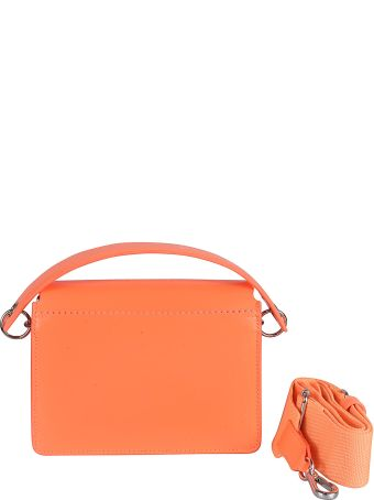 Kara Chain Strap Detachable Pocket Detail Shoulder Bag