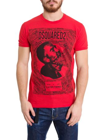 Dsquared2 Caten Twins Tee