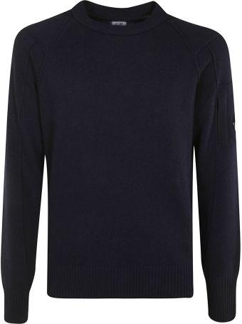 C.P. Company Rib Knit Sweater