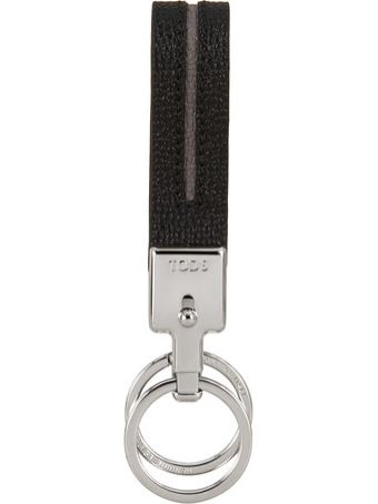 Tod's Leather Key Holder