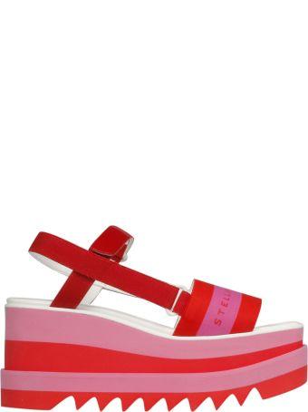 Stella McCartney Sneakelyse Sandals