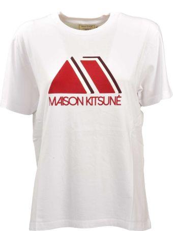 Maison Kitsuné Triangle T-shirt