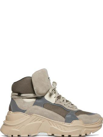 Balmain Technical Sneakers