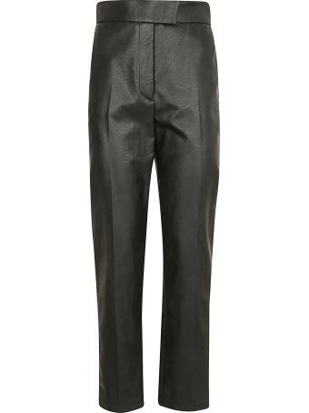 Sara Battaglia Belt Detail Trousers
