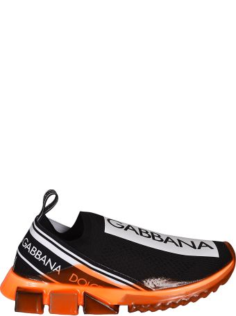 Dolce & Gabbana Sock Slip On Sneakers