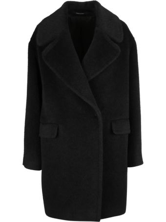 Tagliatore Double Breasted Fitted Coat